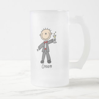 A Drink For The Groom Mug