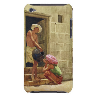 A Drink on the Way, 1876 (w/c on paper) Case-Mate iPod Touch Case