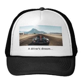 A driver's dream... hat