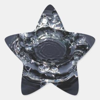 A Drop of Life Star Sticker