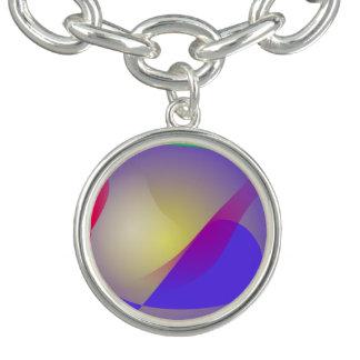 A Drop of Water Charm Bracelet