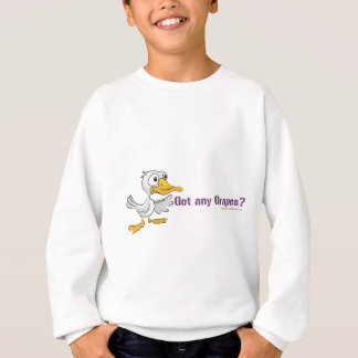 A duck walks into a bar... sweatshirt