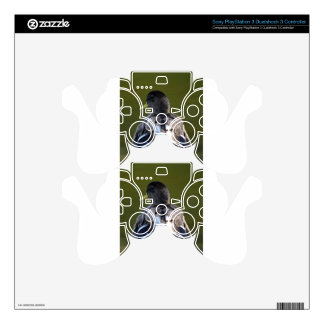 A Duck's Tale Decal For PS3 Controller