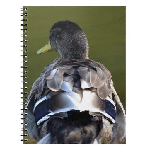 A Duck's Tale Spiral Note Book