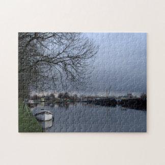 A Dutch canal Puzzle