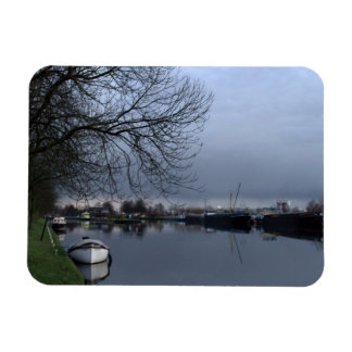 A Dutch canal Rectangle Magnets