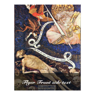 A Dying Recommends His Soul To God By Meister Von Flyer Design