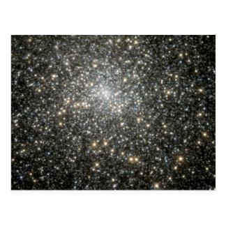 A Dying Star in Globular Cluster M15 Postcard