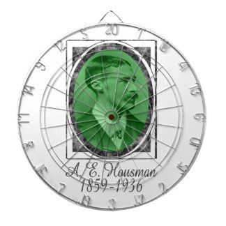A.E. Housman Dart Boards