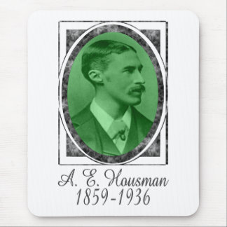 A. E. Housman Mouse Pad