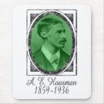 A.E. Housman Tapetes De Ratón