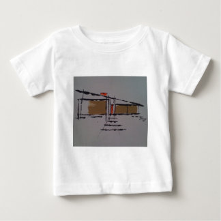 A Eichler home on a T #1 Baby T-Shirt