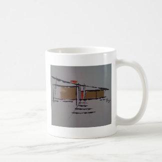 A Eichler home on a T #1 Coffee Mug