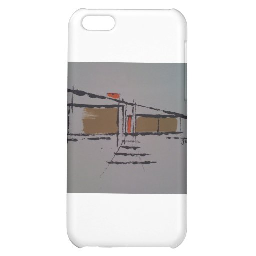 A Eichler home on a T #1 iPhone 5C Cases