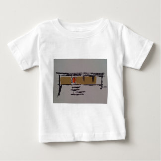 A Eichler home on a T #3 Baby T-Shirt