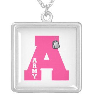 A - Ejército Collar Plateado
