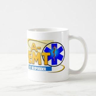 A-EMT 1ST RESPONDER - EMERGENCY MED TECH ADVANCED COFFEE MUG