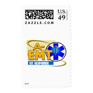 A-EMT 1ST RESPONDER - EMERGENCY MED TECH ADVANCED STAMPS