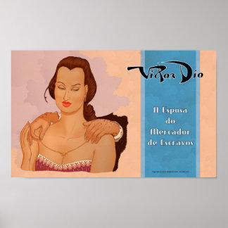 A Esposa do Mercador de Escravos 2 - Victor Dio Poster