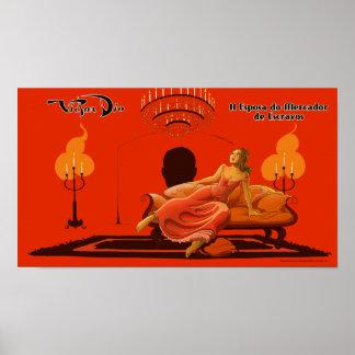 A Esposa do Mercador de Escravos - Victor Dio Poster