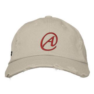 A está para el ateo gorras de beisbol bordadas