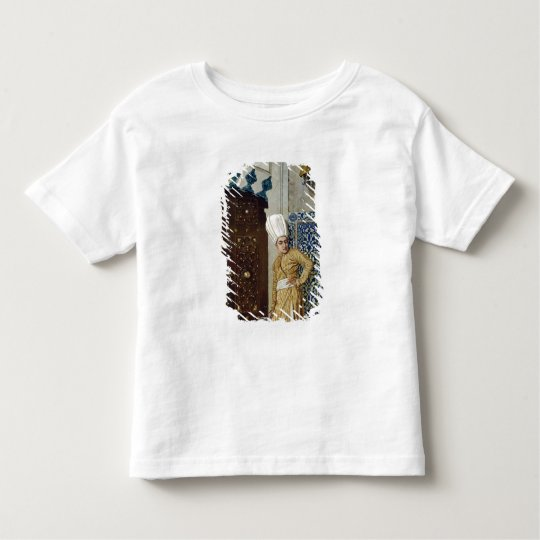 A eunuch before the door of the harem toddler t-shirt