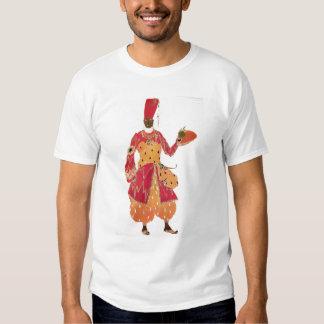 A Eunuch, from the ballet 'Scheherazade' T-shirt