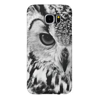 A Eurasian Eagle Owl Samsung Galaxy S6 Cases