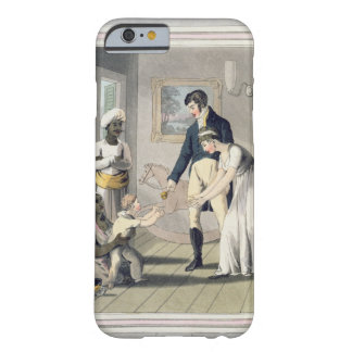 A European Lady and her Family, attended by an Aya Barely There iPhone 6 Case
