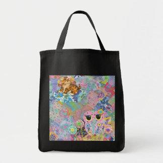 A Fabric Wonderland Tote Bag
