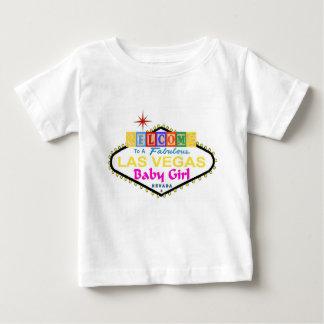 A Fabulous Las Vegas Baby Girl T-Shirt