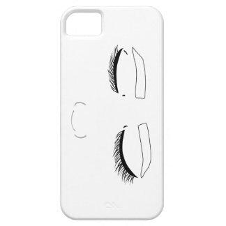 A Face iPhone SE/5/5s Case
