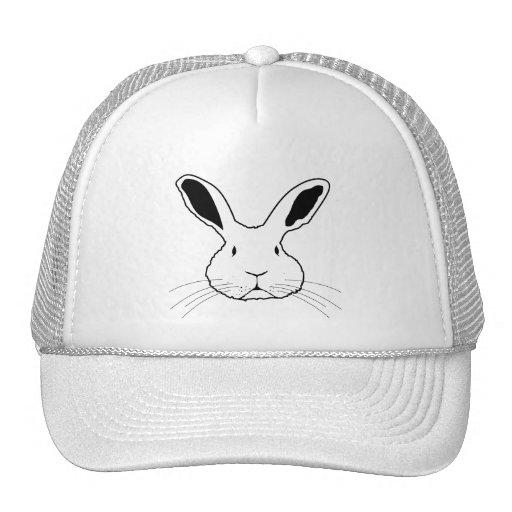A FACE TRUCKER HAT