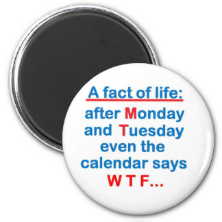 a fact of life magnet