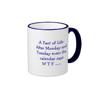 A Fact of Life - Mug
