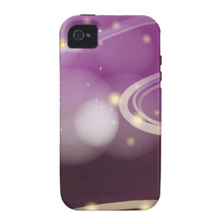 A fairy holding a sparkling wand iPhone 4 cover