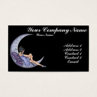 A Fairy Moon Business Card