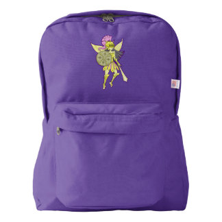 A fairy named Battle Backpack