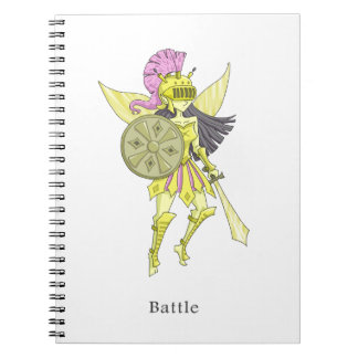 A fairy named Battle Notebook