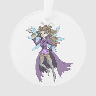 A fairy named Deduce Ornament