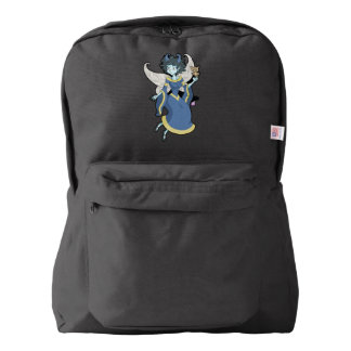 A fairy named Enchant American Apparel™ Backpack