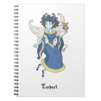 A fairy named Enchant Notebook