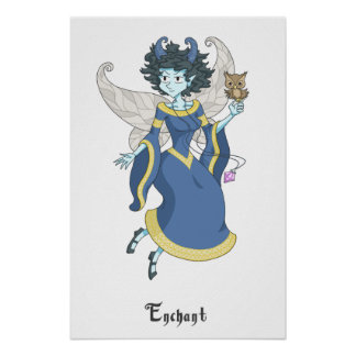 A fairy named Enchant Poster
