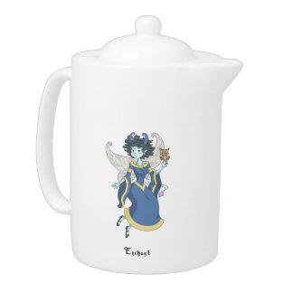 A fairy named Enchant Teapot