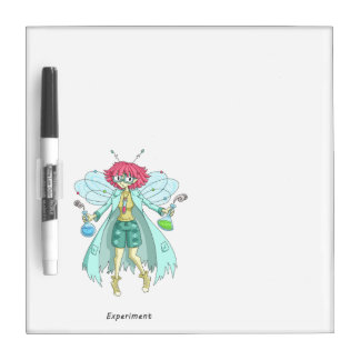 A fairy named Experiment Dry-Erase Board