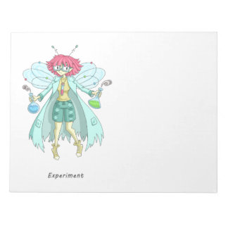 A fairy named Experiment Notepad