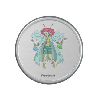 A fairy named Experiment Speaker