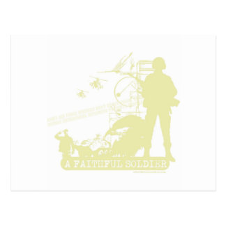 A Faithful Soldier Postcards