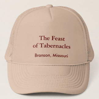 a fall Feast of Taberncales Trucker Hat