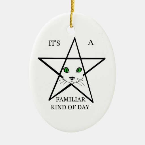 A familur day ornament